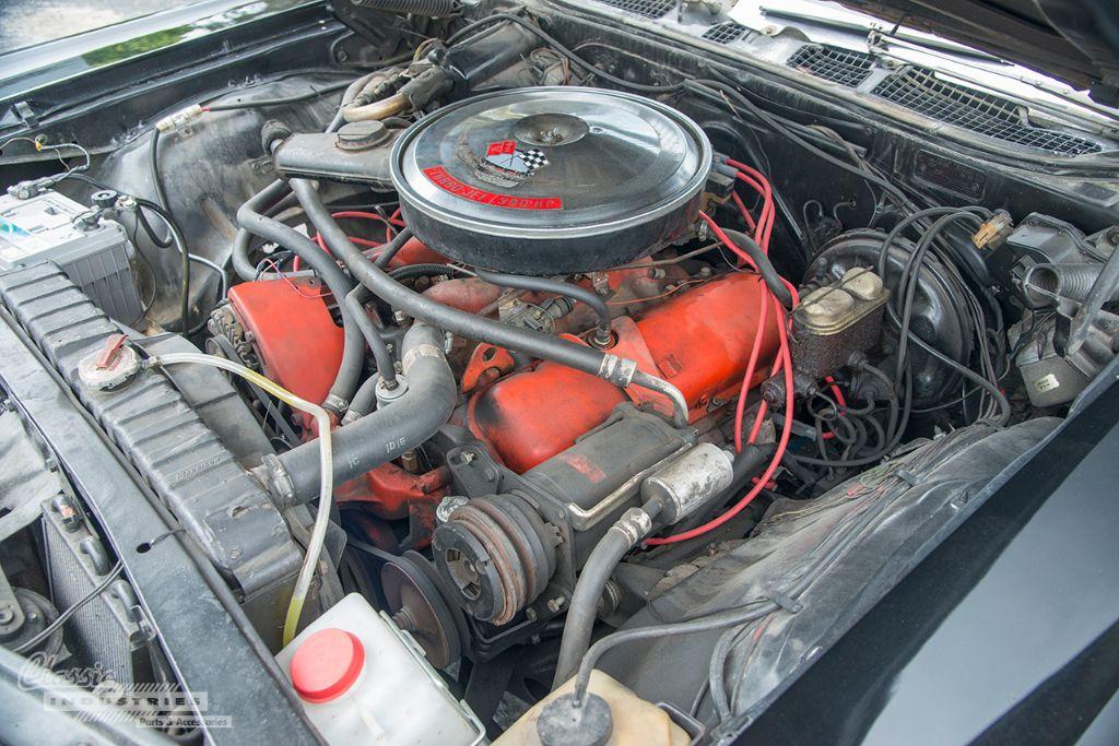Black 69 Impala wagon 07
