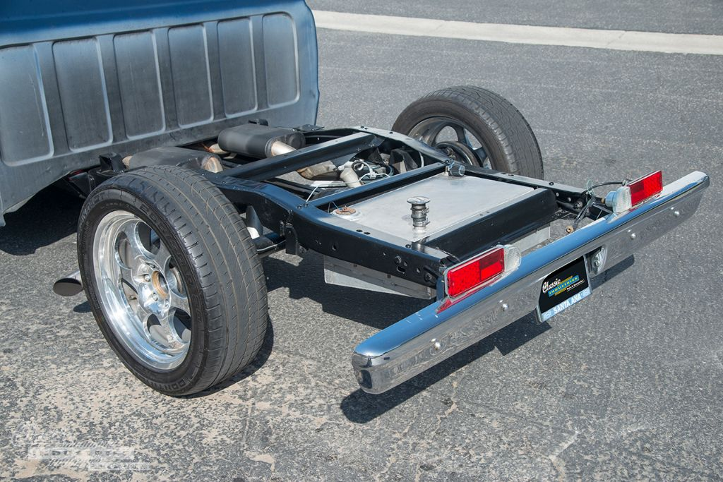 1969 Chevy C10 - Home-Built Project Truck