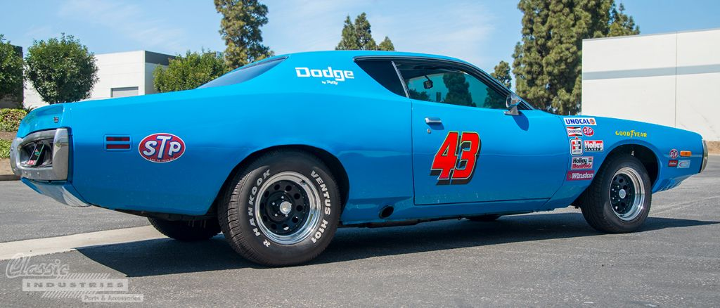Blue 71 Charger 2
