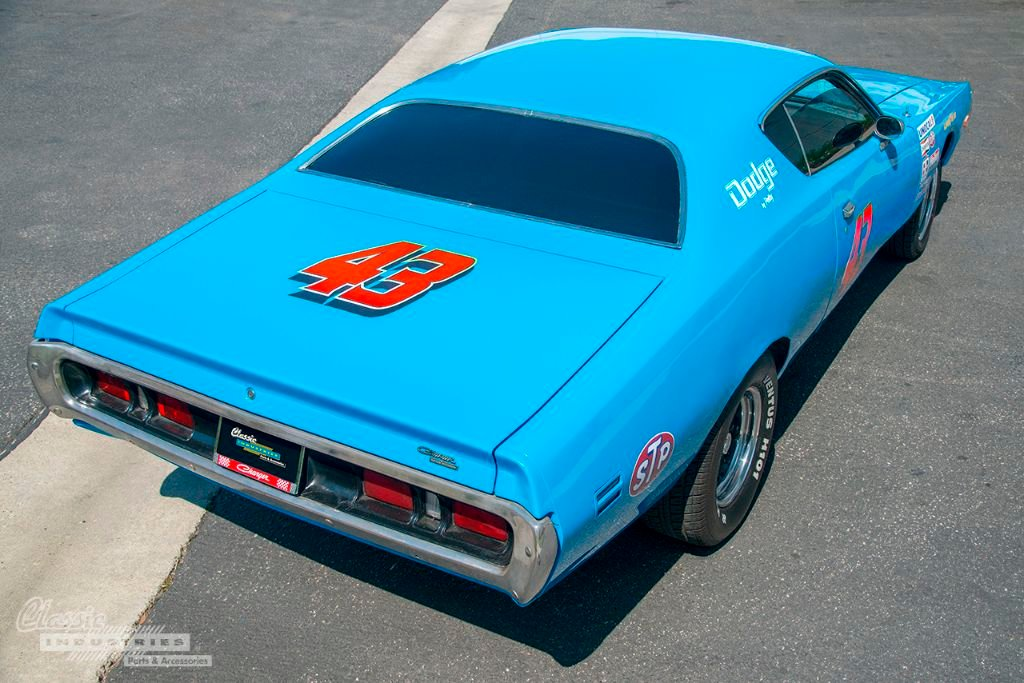 Blue 71 Charger 3