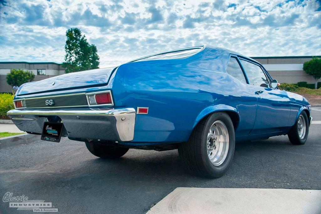 Blue flame '68 Nova SS 2