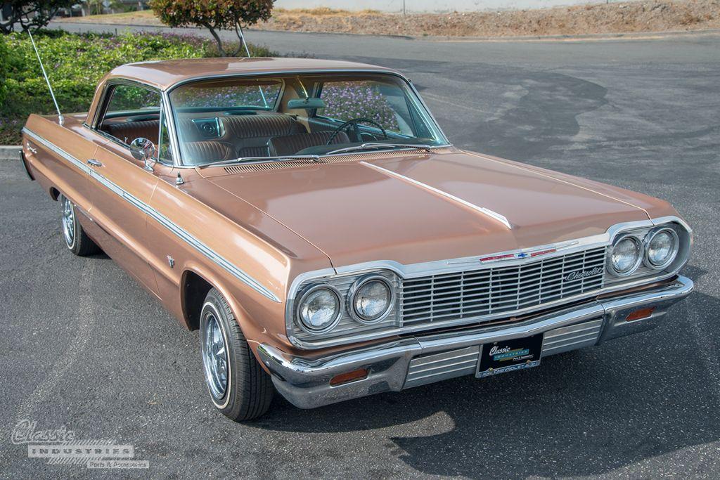 Brown 64 Impala 01