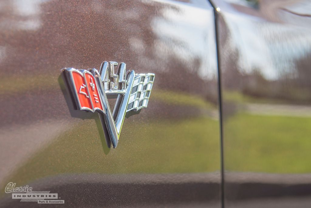 Brown 77 GMC pickup 04