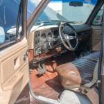 Brown 77 GMC pickup 05