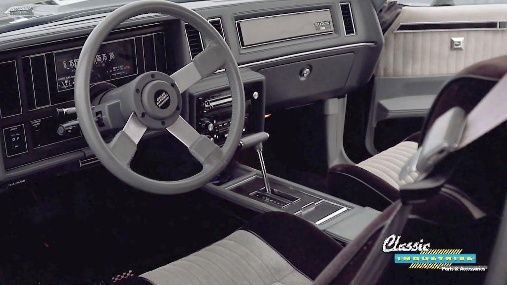 Buick Regal Grand National catalog video 2