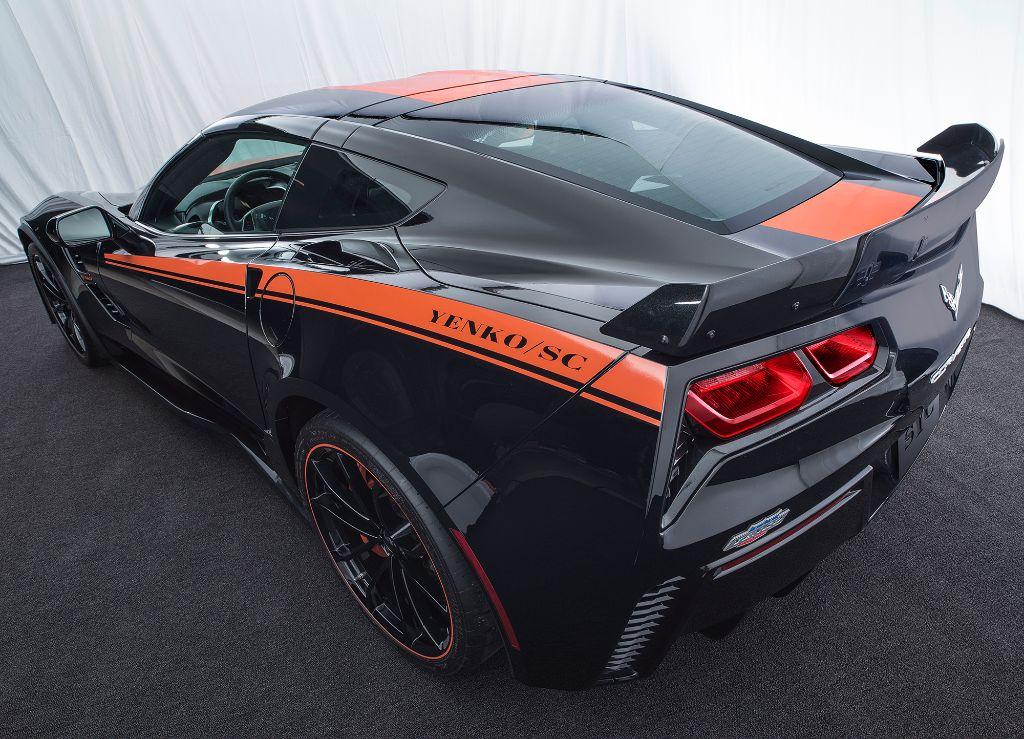 Yenko Corvette 2