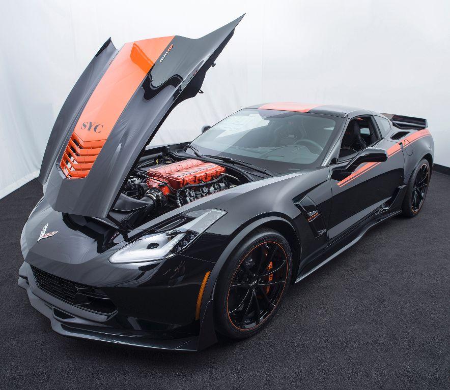Yenko Corvette 1