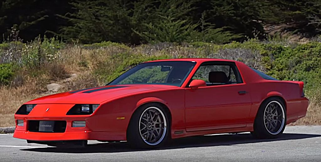 DRIVE Big Muscle Perfect IROC Camaro
