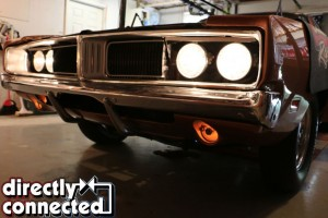 Directly Connected 1969 Charger lighting repair 21