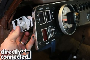 Directly Connected 1969 Charger lighting repair 5