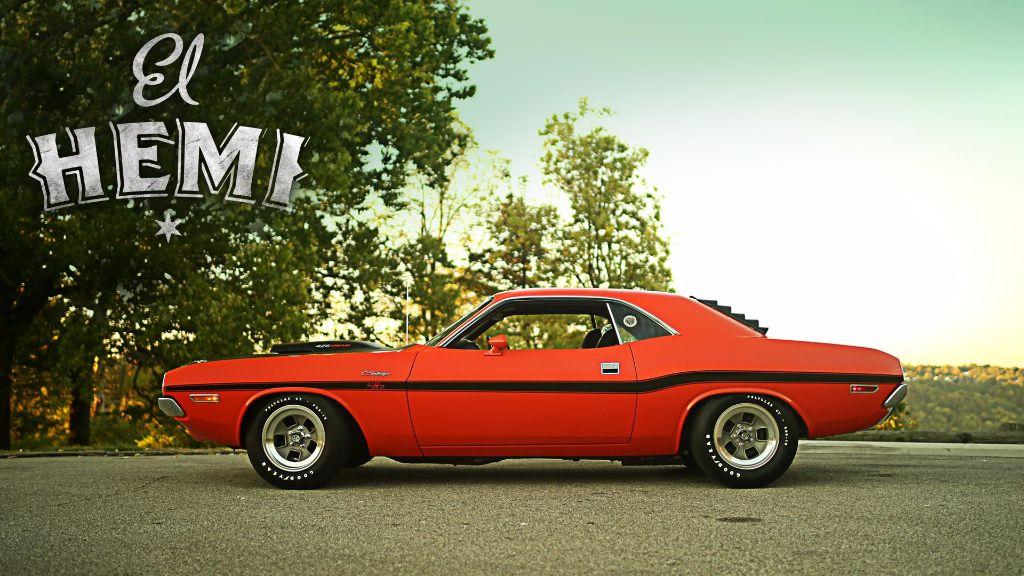 El Hemi 1970 Challenger Restoration