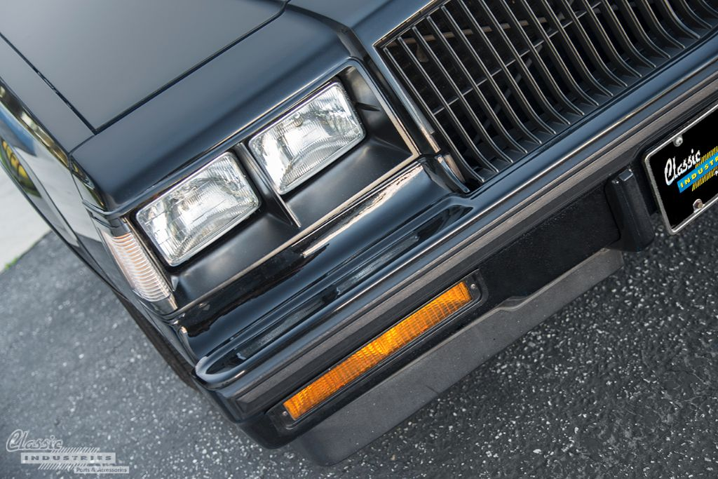 1987 Buick Grand National - The Dark Side