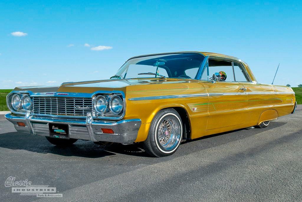 Gold 64 Impala 1