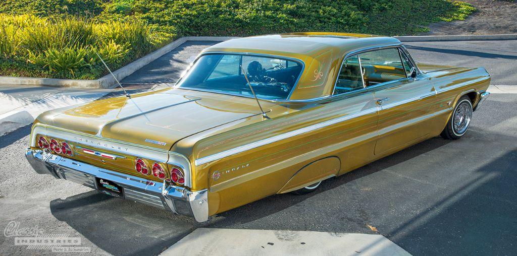 Gold 64 Impala 2