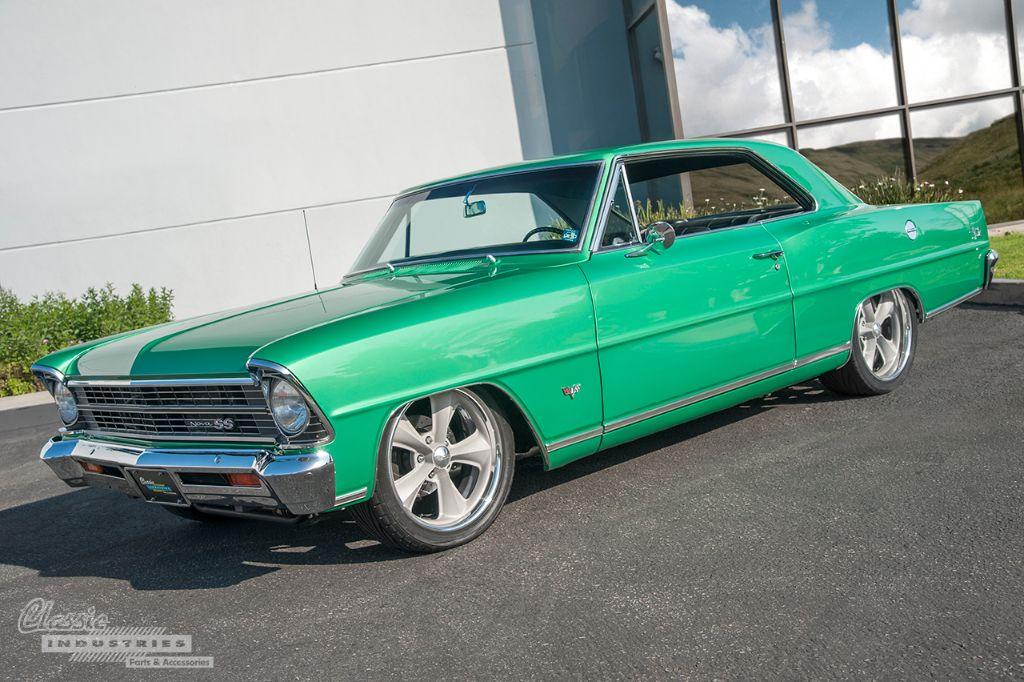Green 67 Nova SS 01