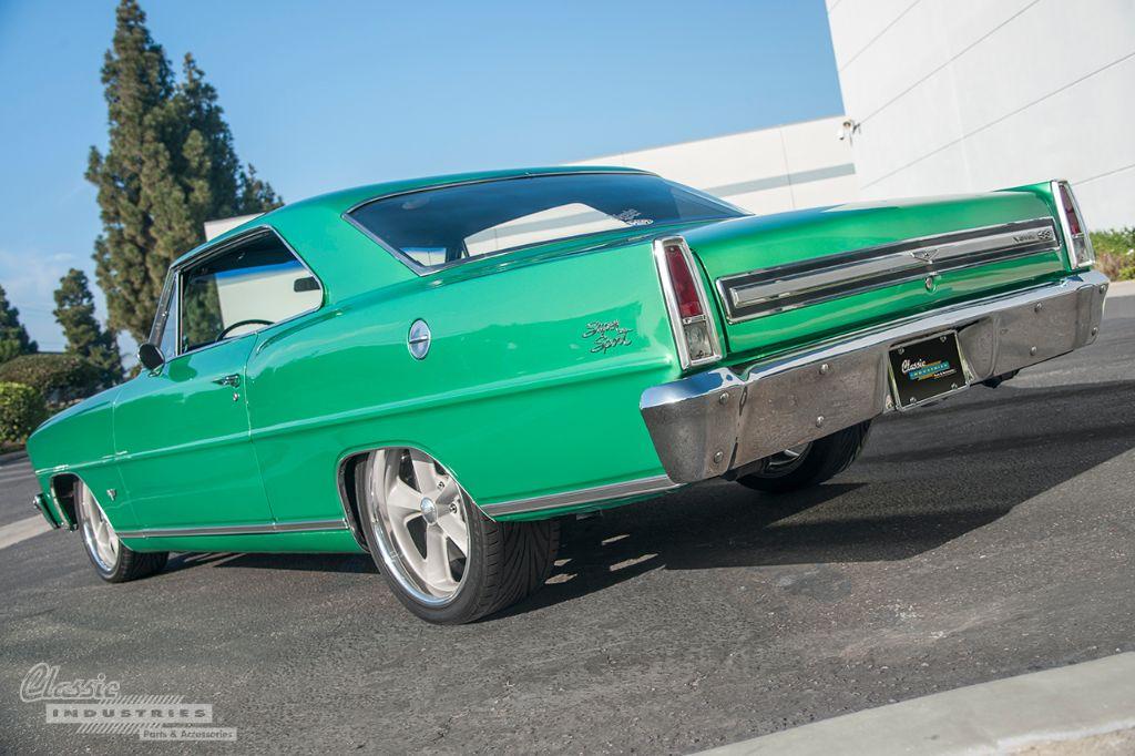 Green 67 Nova SS 02