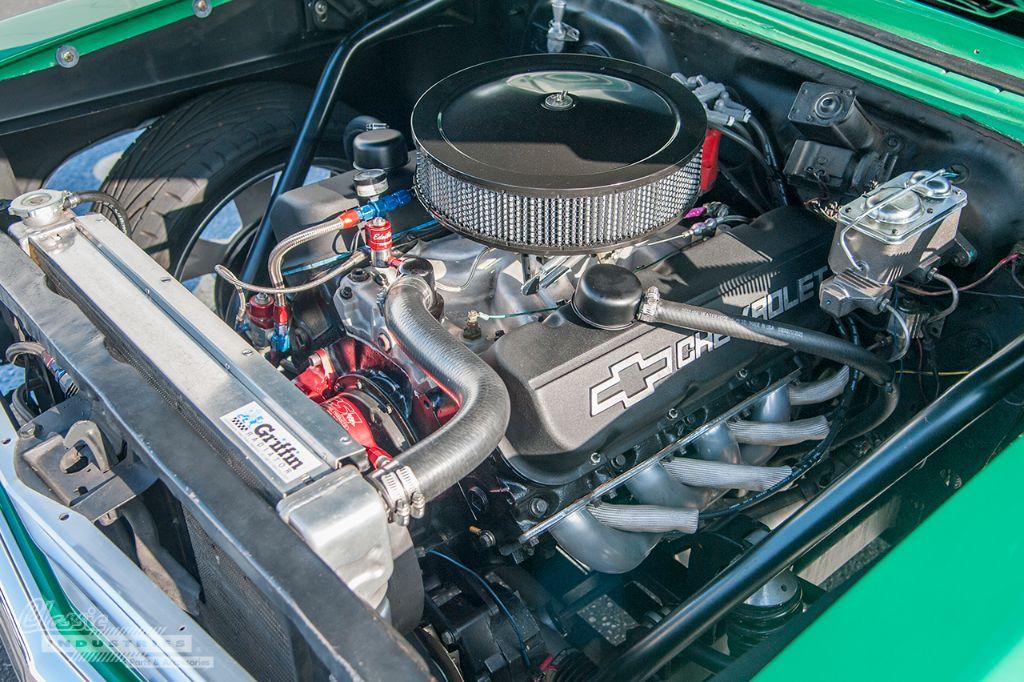 Green 67 Nova SS 07