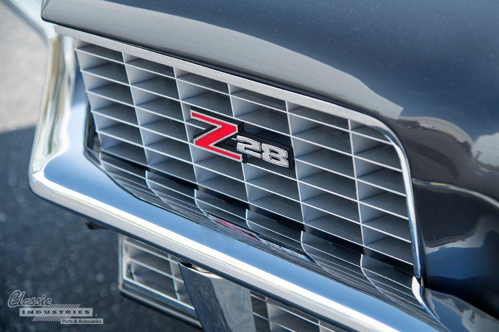 Grey 70 Camaro Z28 05