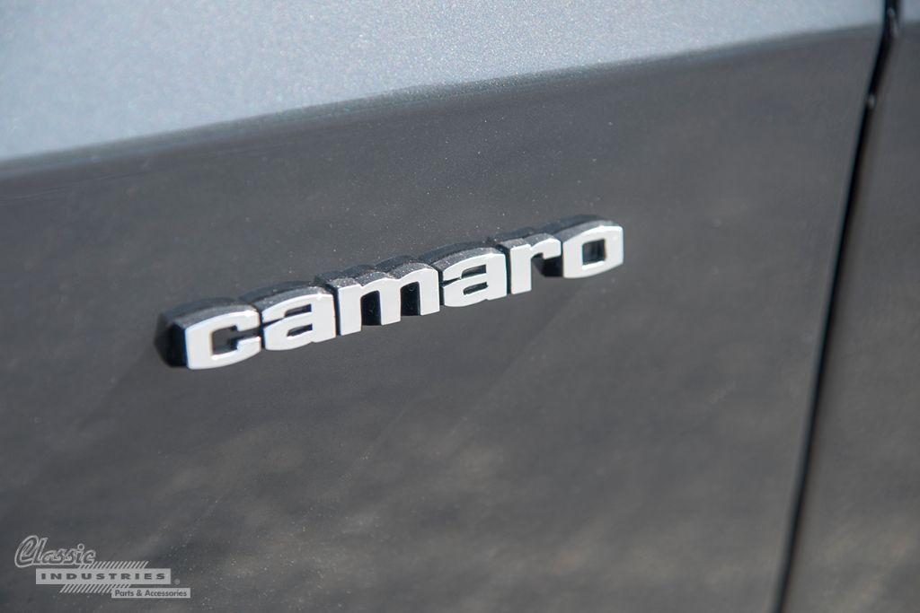 Grey 70 Camaro Z28 06