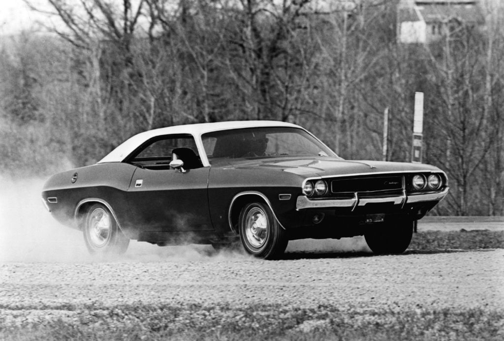 1970 Dodge Challenger 2 door Hardtop