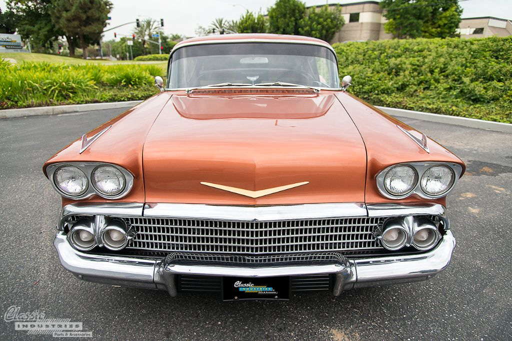 58 Impala - The Origin of a Classic