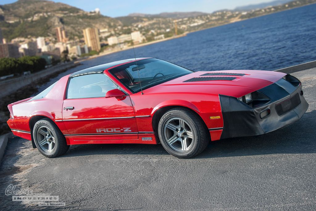 Mayans Red 87 IROC-Z 01