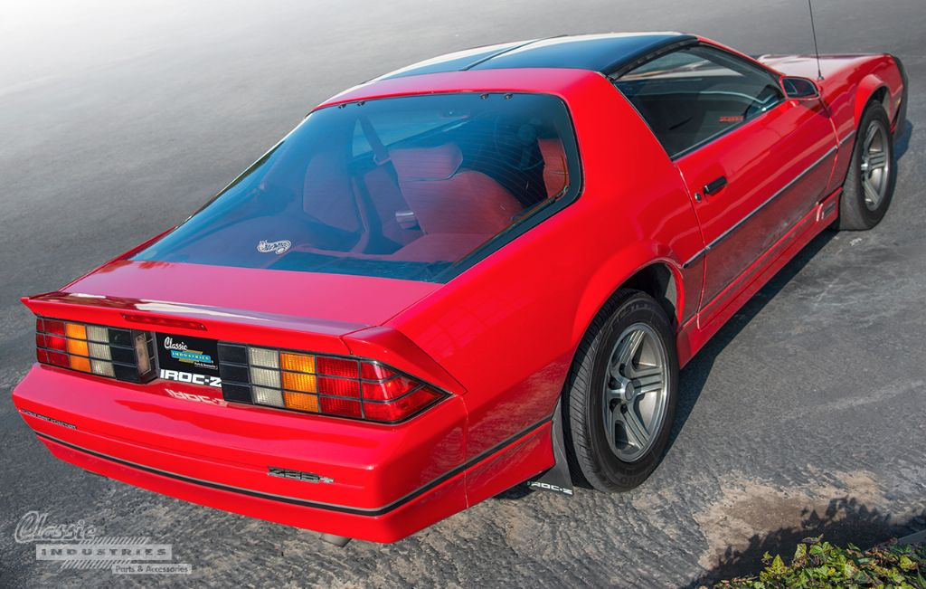 Mayans Red 87 IROC-Z 02
