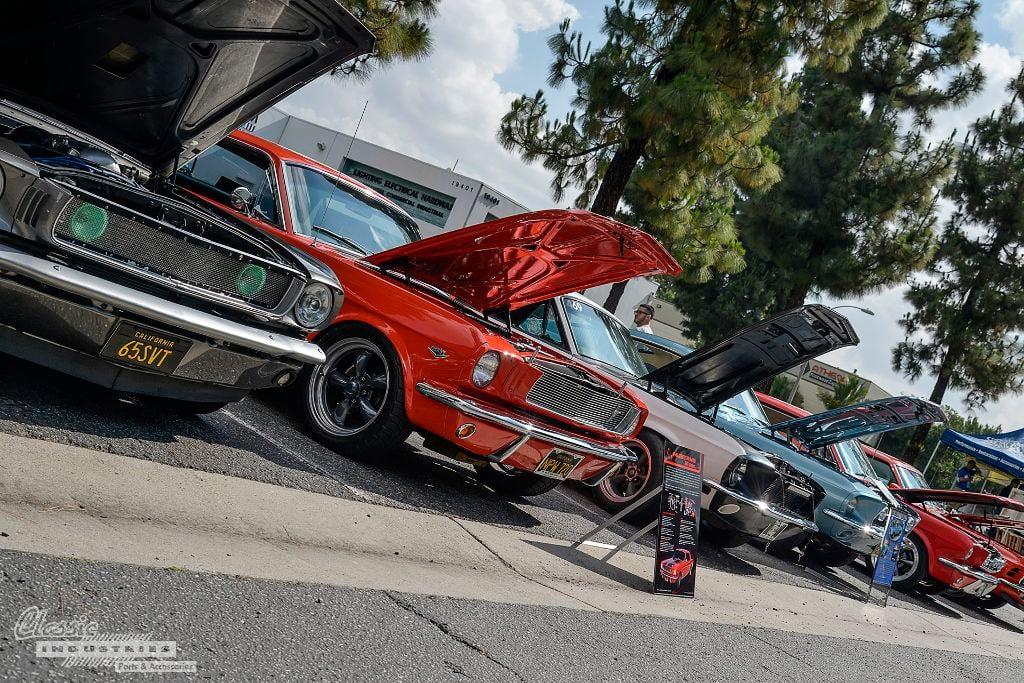 Fifth Mustang Meet Up 4