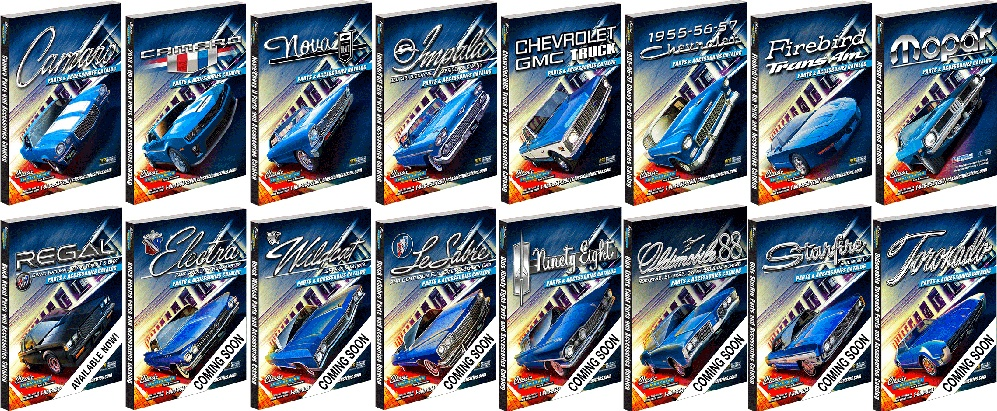 New Classic Industries Parts Catalogs California Mustang