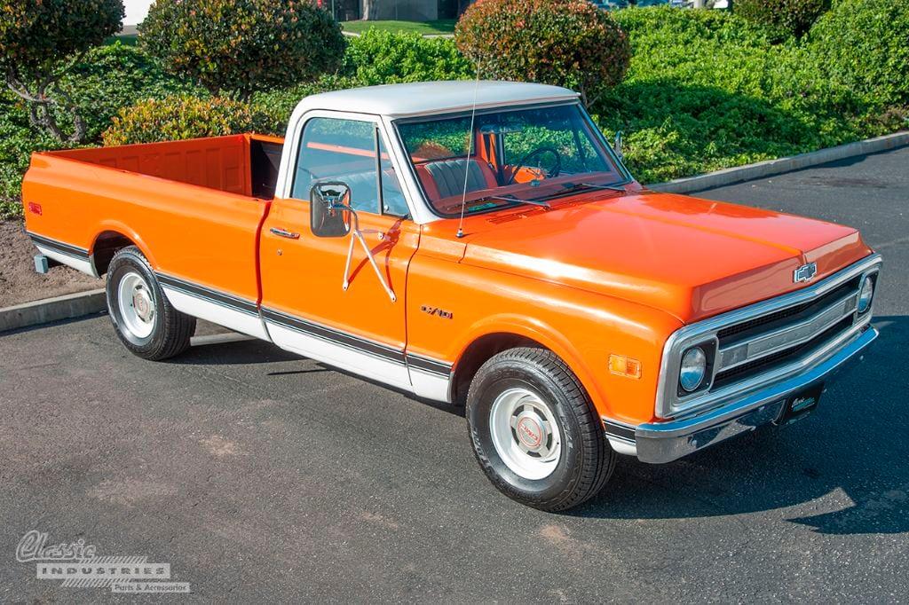 Orange 1969 C10 1