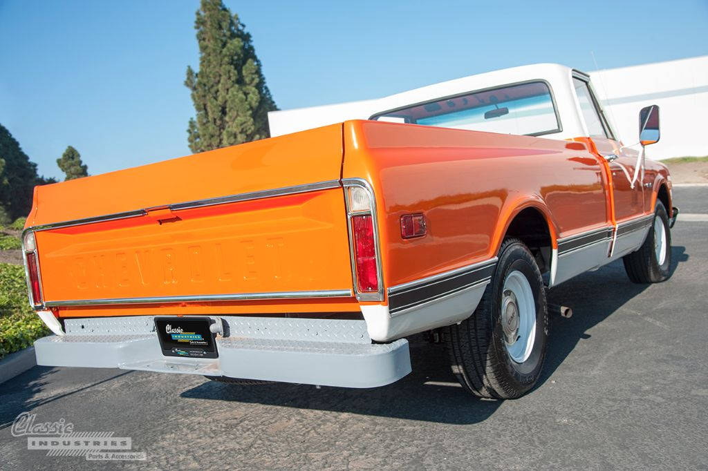 Orange 1969 C10 2