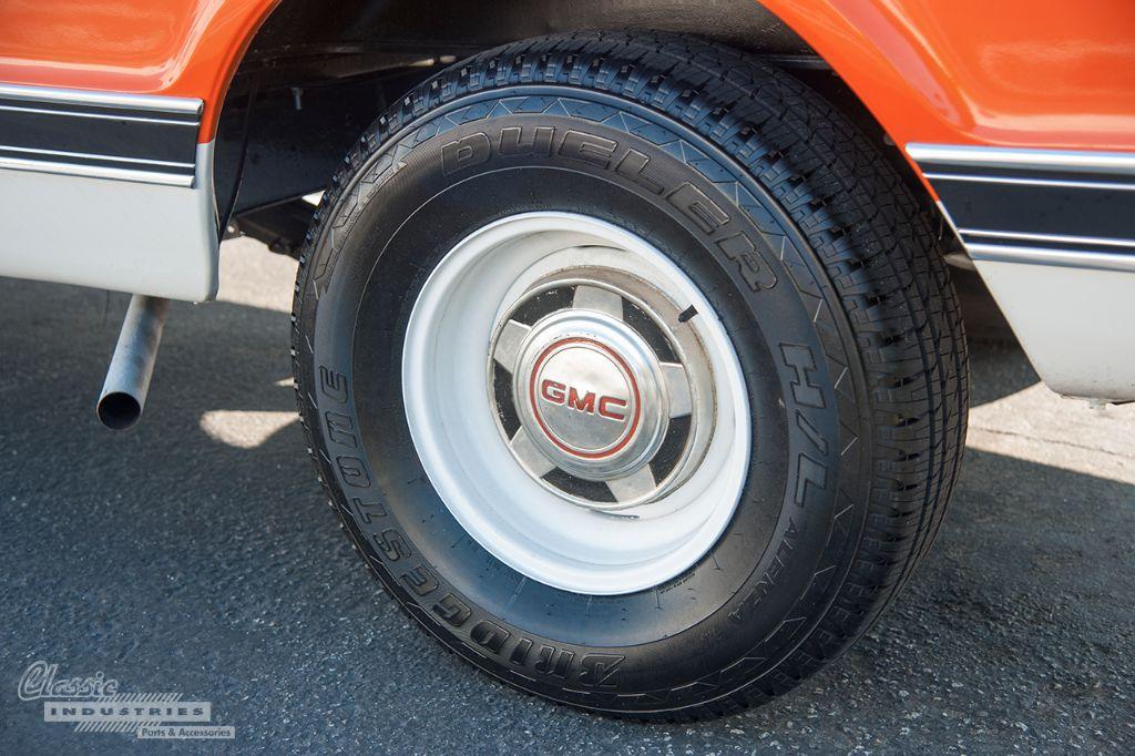 Orange 1969 C10 5