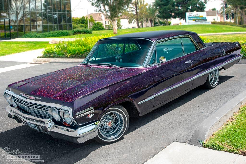 Rainbow flake 63 Impala 01