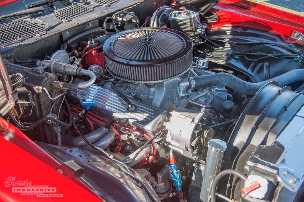 Red 70 Camaro SS 06