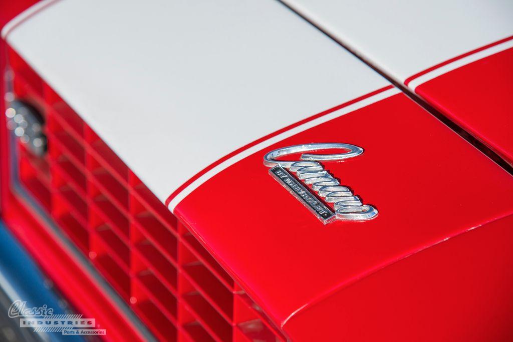 Red white 69 Camaro RS 03