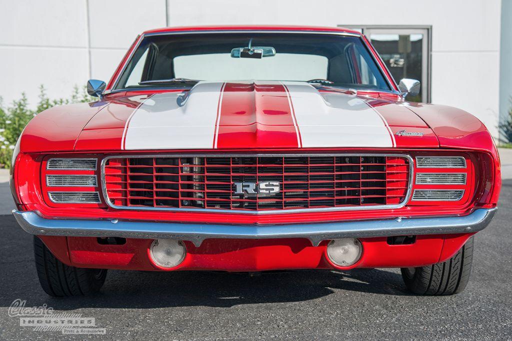 Red white 69 Camaro RS 04