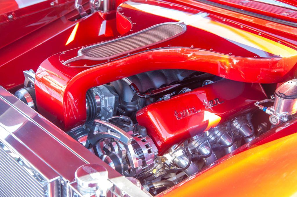 SEMA 1956 Chevy 210 03