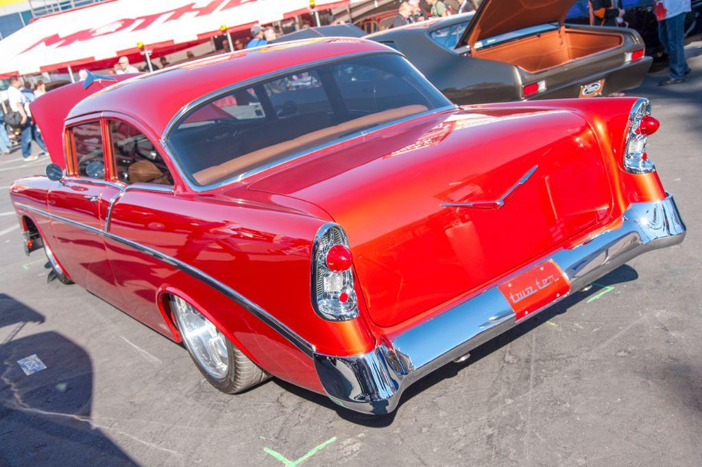 SEMA 1956 Chevy 210 05