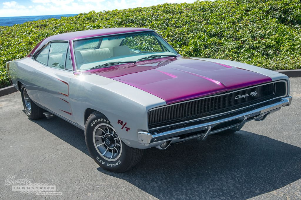Silver 68 Charger 01