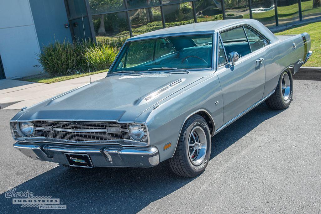 Silver 69 Dart GT 01