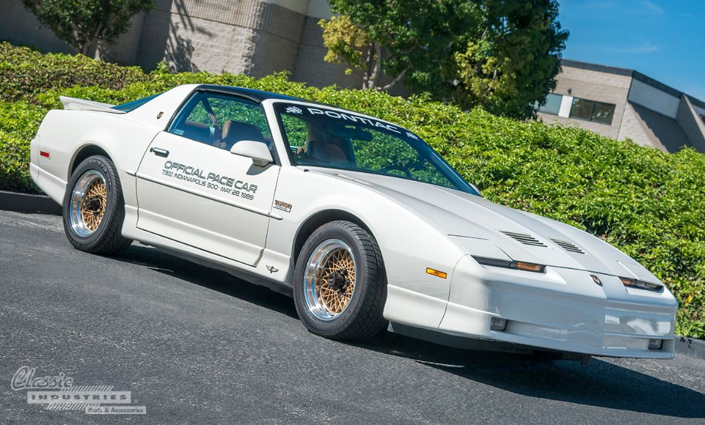 White 89 Turbo Trans Am 01