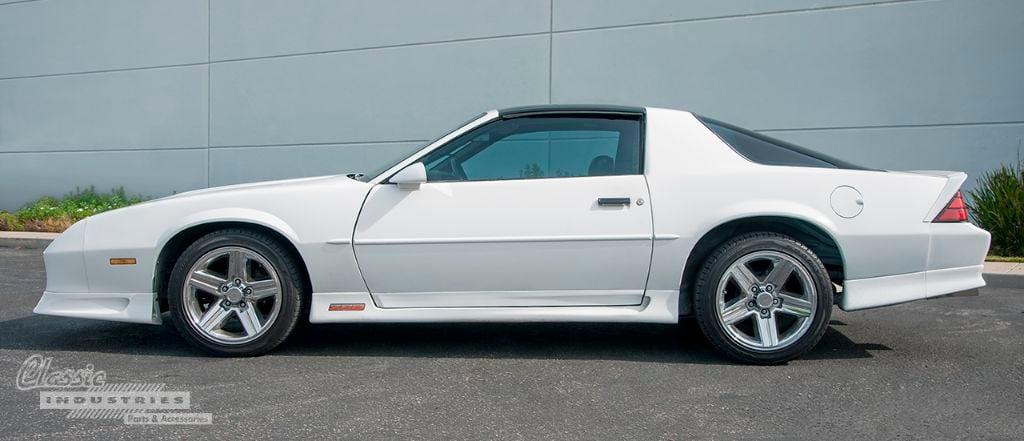 White 91 Camaro 02