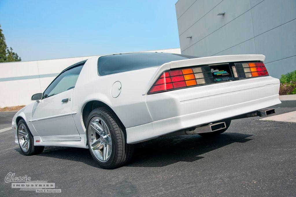 White 91 Camaro 03