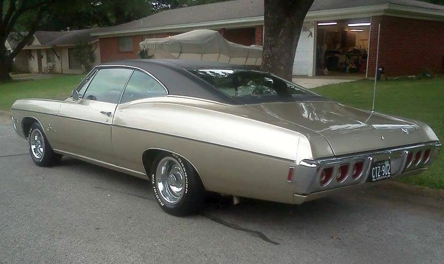 Victor Colon Hernandez 68 Impala SS