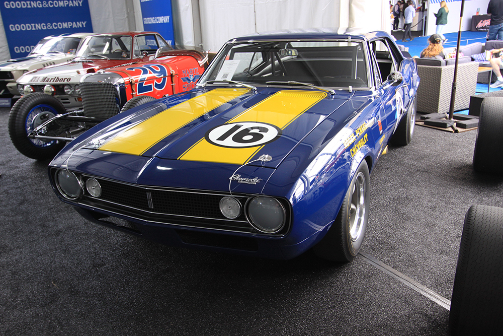 The 70th Pebble Beach Concours d'Elegance