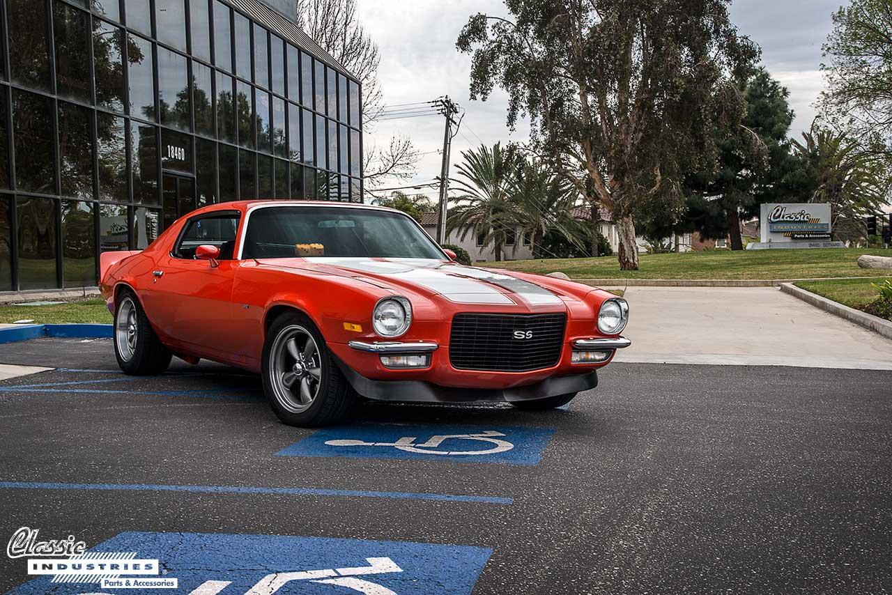 Classic Industries | Restoration Parts | Mustang Parts | Regal Parts ...