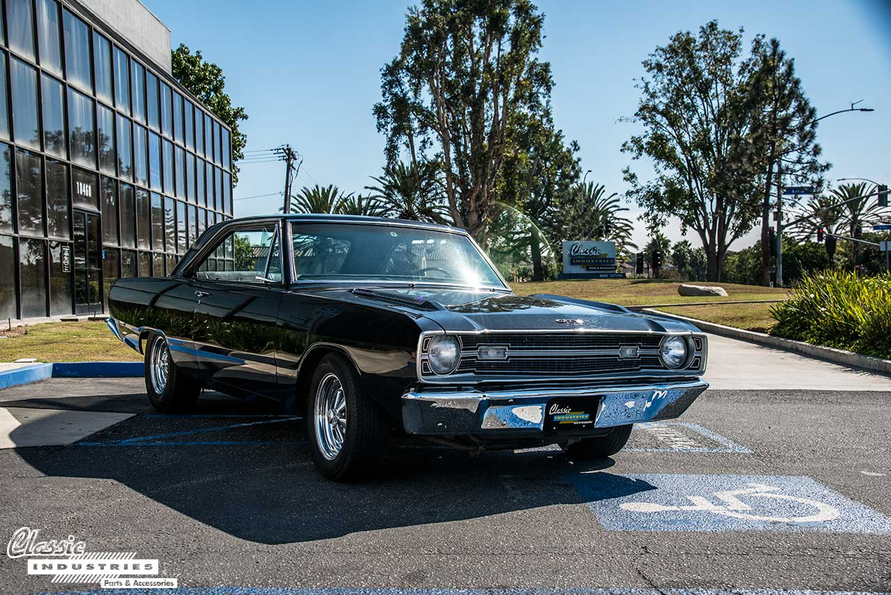 1969 Dart GTS - A-Body Muscle