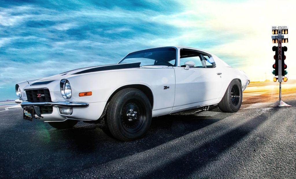 1973 Drag Camaro
