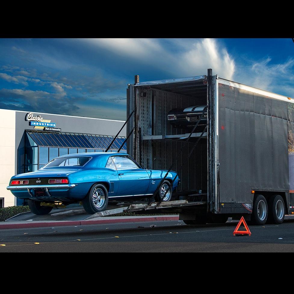 Harrell Camaro Delivery