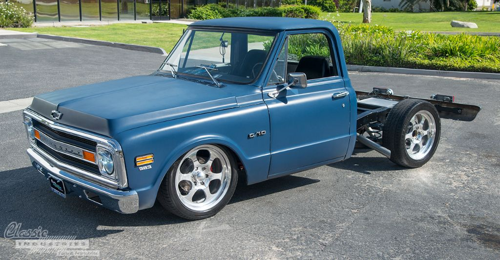 1969 chevy c10 home built project truck. Black Bedroom Furniture Sets. Home Design Ideas